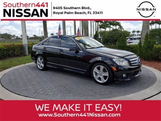 Used Mercedes Benz C Class Royal Palm Beach Fl